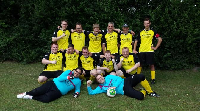 Urkunde – Turnier in Leuth 2014