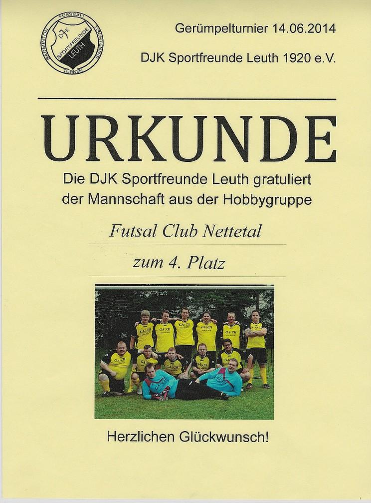 comp_Urkunde - Leuth 2014
