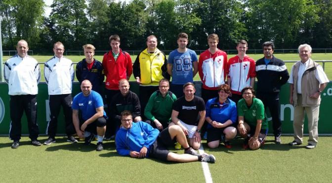 Der Futsal Club Nettetal mit weiterer Qualifizierung seines Personals