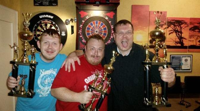 The Crazies Dart Cup 2015